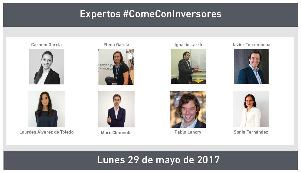 Come Con Inversores en restaurante Don Lisander de Madrid
